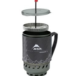 MSR WindBurner Coffee Press 1.8L Kit för camping & uteliv.