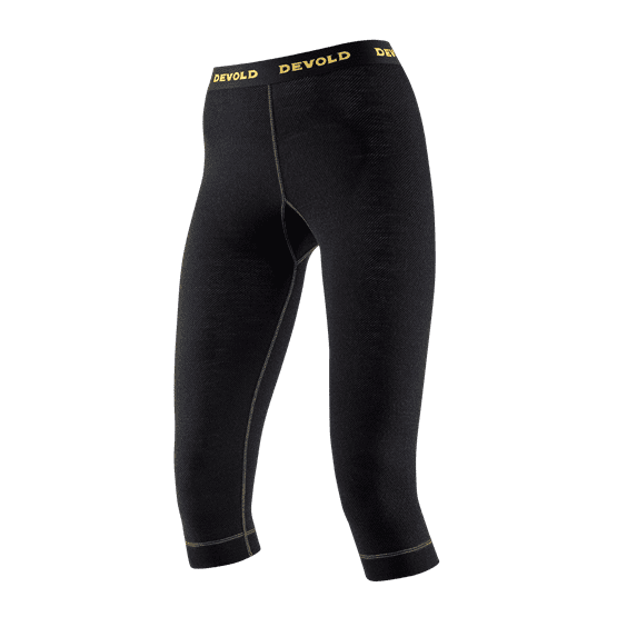 Devold Wool Mesh Woman 3/4 Long Johns för camping & uteliv.