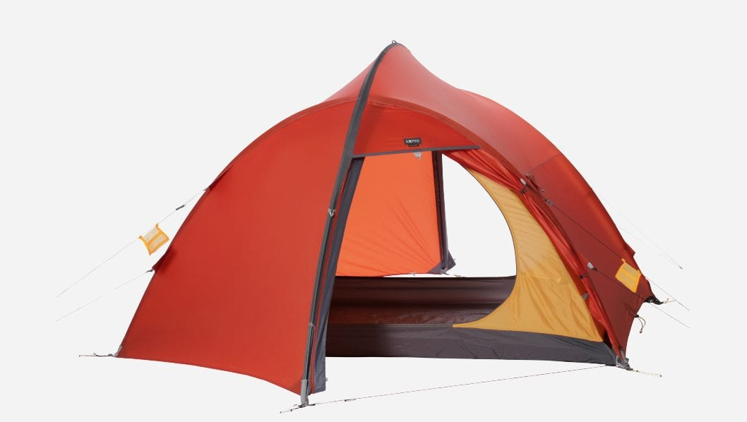 Exped Orion II extreme terracotta för camping & uteliv.