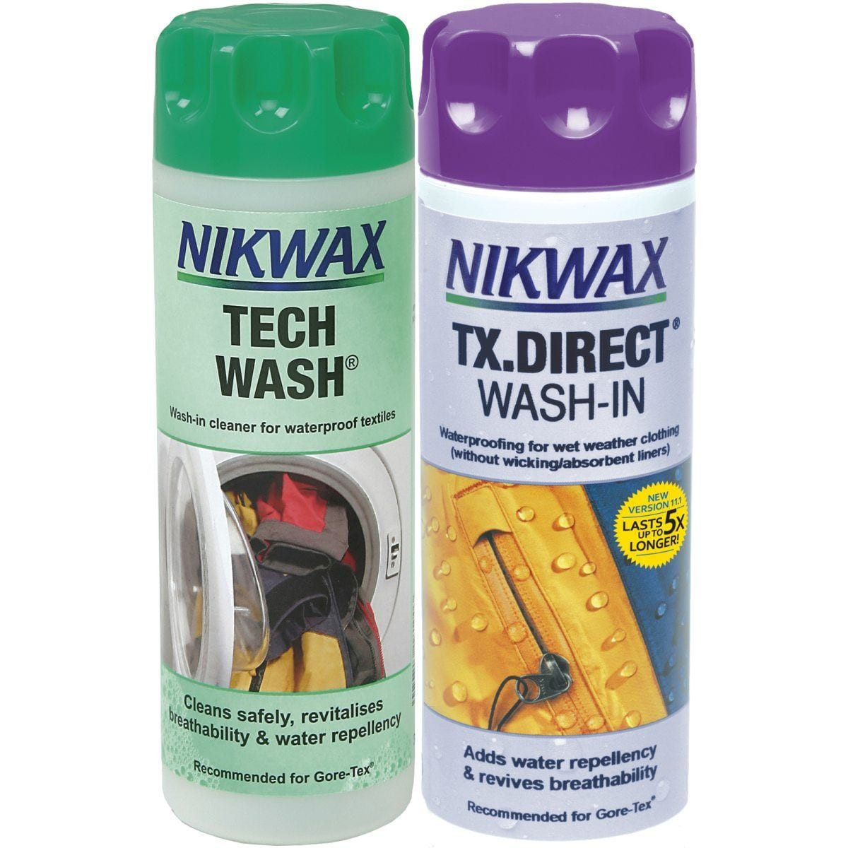 Tech wash/TX.Direct 300ml för camping & uteliv.