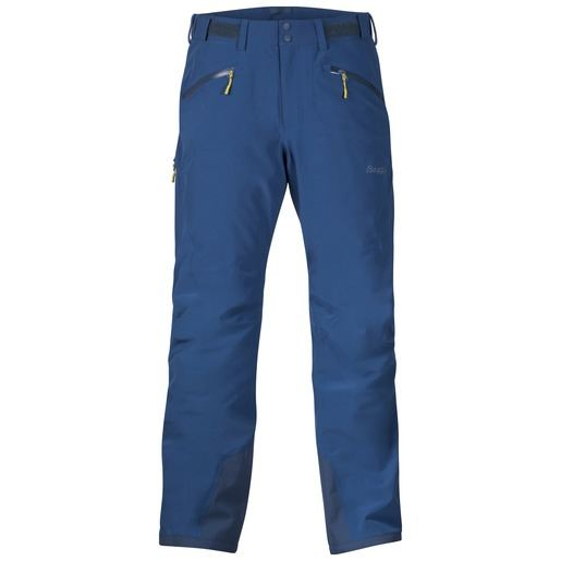 Oppdal Insulated Pant Mns Dk SteelBlue för camping & uteliv.