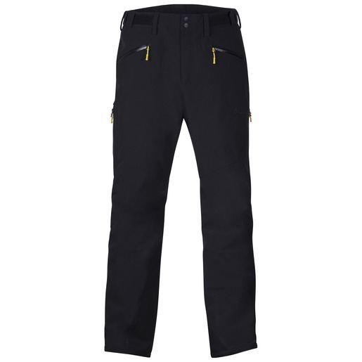 Oppdal Insulated Pant Mns BLACK för camping & uteliv.