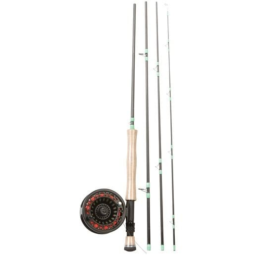Powerfly Pike Pointer Combo 7' 11' # 9 för camping & uteliv.