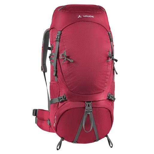 Astrum 60+10 M/L dark indian red för camping & uteliv.