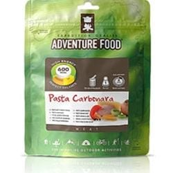 Adventure Food Pasta med Ost och Skinka enkelportion för camping & uteliv.