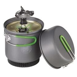 Optimus Crux Weekend HE Cook System 0.95L för camping & uteliv.